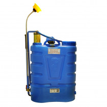 NEPTUNE Knapsack Hand Operated Sprayer Hariyali-10